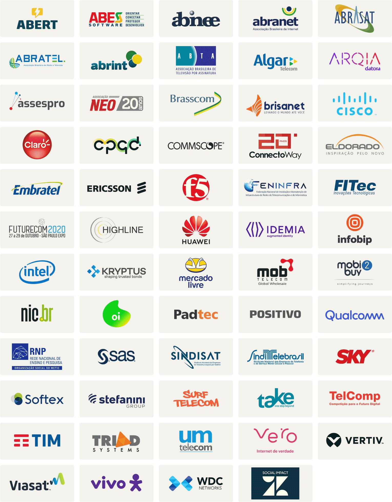 Valeu o seu apoio ao jornalismo especializado : Convergência Digital - Mobile Time - Tele.Síntese - Teletime - TI Inside